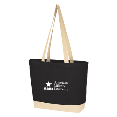 AMU - Charlie Cotton Tote Bag