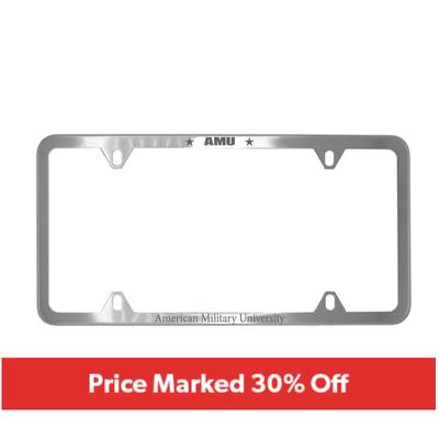 AMU - License Plate