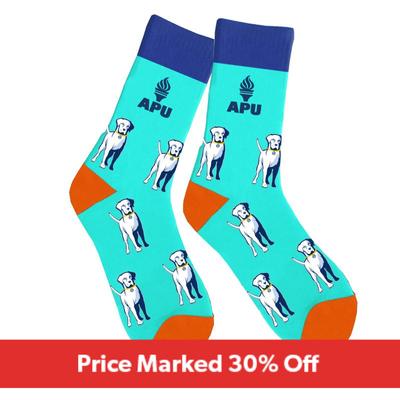 APU - Mascot Dress Sock
