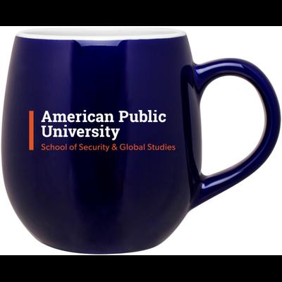 APU - School of Security Rotondo Mug