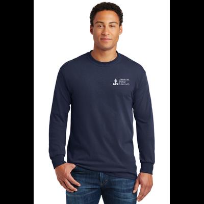APU - Gildan® 100% Cotton Long Sleeve T-Shirt