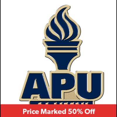 APU - Alumni Lapel Pin