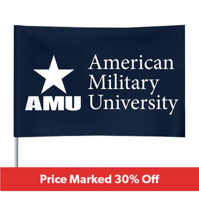 AMU - Flag 2' x 3'