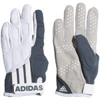 Womens Padded Lax Glove - GREY