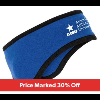AMU - Port Authority ®  Two-Color Fleece Headband