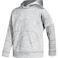 YOUTH TEAM ISSUE HOODED PO - GREY