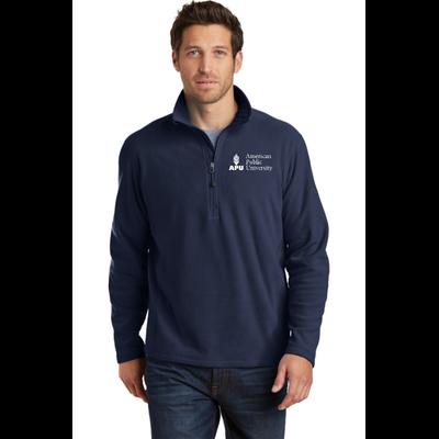 APU - Eddie Bauer ® 1/2-Zip Microfleece Jacket