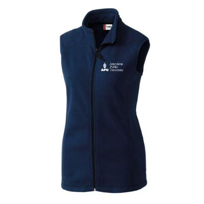 APU - Summit Lady Full Zip Microfleece Vest