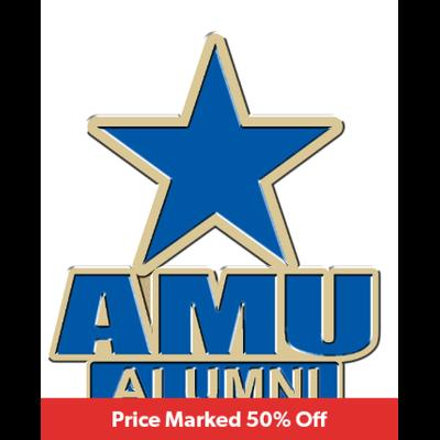 AMU - Alumni Lapel Pin