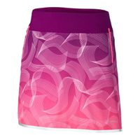 Annika Intuition Printed Pull On Skort - Intuition Ombre