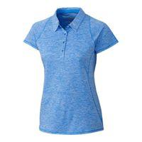 Annika Frequency Polo - Sport Blue
