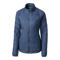 Annika Propel 2 in 1 Quilted Jacket - Sport Slate
