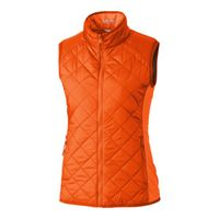 Lt Wt Sandpoint Quilted Vest - College Orange