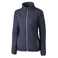 Ladies' Rainier Jacket - Anthracite Melange