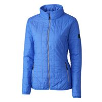 Ladies' Rainier Jacket - Blue Melange