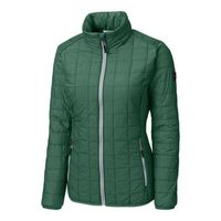 Ladies' Rainier Jacket - Hunter Melange