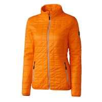Ladies' Rainier Jacket - Satsuma