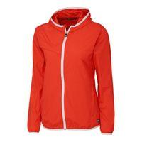 Ladies' Breaker Hooded Jacket - Alarm