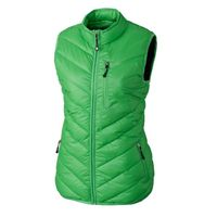 Clique Crystal Mountain Lady Vest - Apple Green