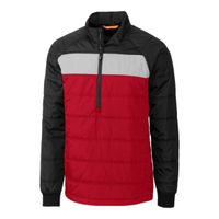 CBUK Thaw Insulated Packable Pullover - Red