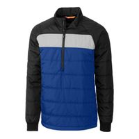 CBUK Thaw Insulated Packable Pullover - Tour Blue