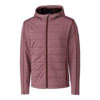 Altitude Quilted Jacket - Bordeaux