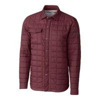 Rainier Shirt Jacket - Bordeaux