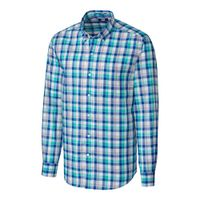 L/S Easy Care Dylan Plaid - Bolt