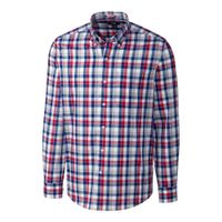 L/S Easy Care Dylan Plaid - Virtual