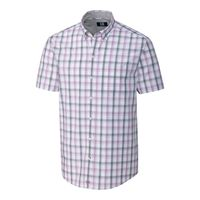 S/S Non-Iron Griffen Plaid - Magnetic