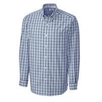 L/S Epic Easy Care Grant Plaid - Liberty Navy