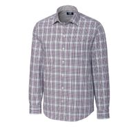 L/S Non-Iron Hoyt Plaid - Majesty