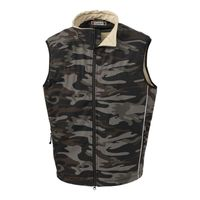 Clique Softshell Vest - Camouflage