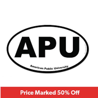 APU - Car Magnet