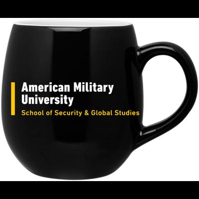 AMU - School of Security Rotondo Mug