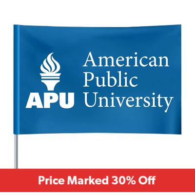 APU - Flag 2' x 3'