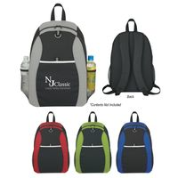 Sport Backpack (Embroidered)