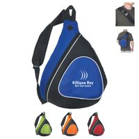 Sling Backpack (Embroidered)