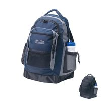 Sports Backpack (Embroidered)