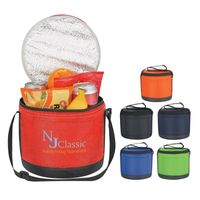 Cans-To-Go Round Kooler Bag (Transfer)