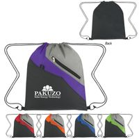 Waverly Drawstring Sports Pack (Silk-Screen)