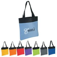 Shoppe Tote Bag (Embroidered)