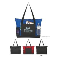 Voyager Tote Bag (Embroidered)