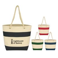 Cruising Tote Bag With Rope Handles (Embroidered)