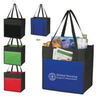 Lami-Combo Shopper Tote Bag (Silk-Screen)