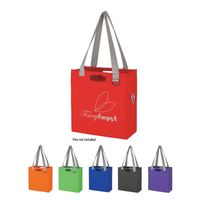 Non-Woven Expedia Tote Bag (Silk-Screen)