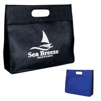 Non-Woven Tote Bag Case (Silk-Screen)