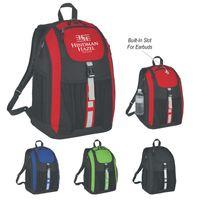 Deluxe Backpack (Silk-Screen)