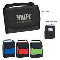Folding Identification Lunch Bag (Silk-Screen)