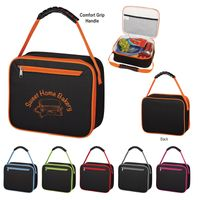 Brawny Insulated Lunch Bag (Silk-Screen)